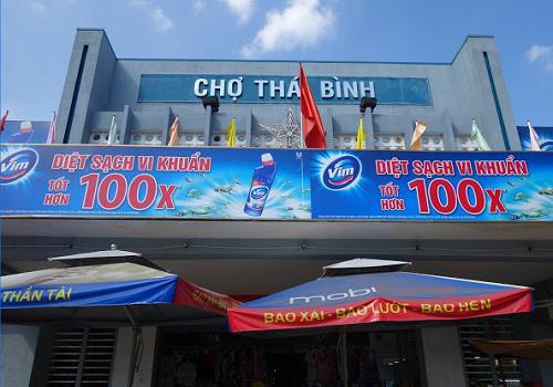 Chợ Thái Bình, Đ Cống Quỳnh, Phường Phạm Ngũ Lão, Quận 1, TPHCM