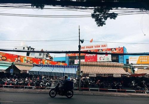 Chợ Phạm Văn Hai, Tân Bình, Thành phố Hồ Chí Minh