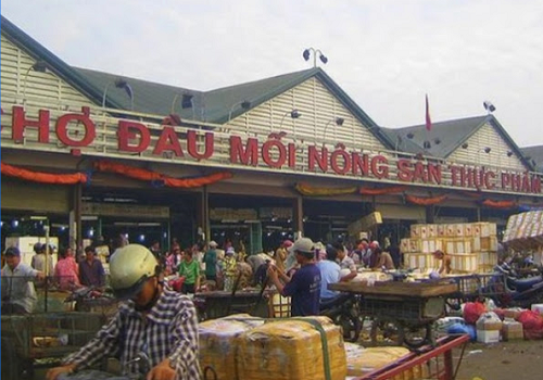 Chợ đầu mối nông sản Thủ Đức, 141 QL1A, Tam Binh, Thành Phố Thủ Đức