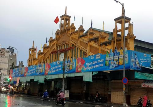 Chợ Tân Định, 336 Hai Bà Trưng, Tân Định, Quận 1, Thành phố Hồ Chí Minh