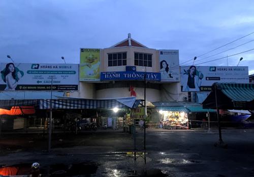 Chợ Hạnh Thông Tây, Quang Trung, Phường 11, Gò Vấp, TPHCM