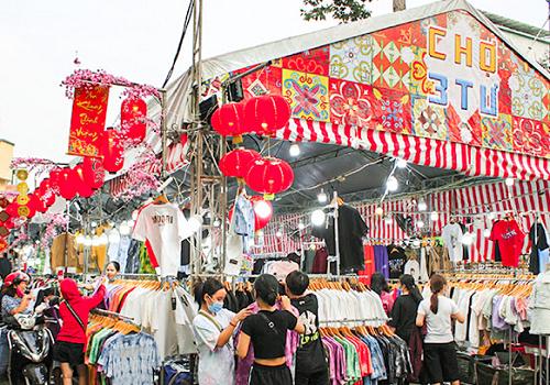 Chợ 3 Tư - Phiên chợ cuối tuần , 268 Tô Hiến Thành, Phường 15, Quận 10, TPHCM
