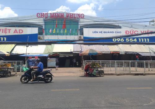 Chợ Minh Phụng, 122 Minh Phụng, Phường 6, Quận 6, Thành phố Hồ Chí Minh