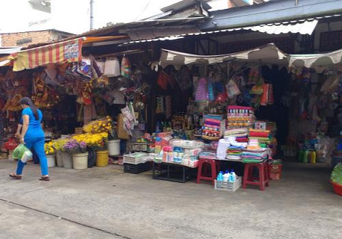 Chợ Chim Xanh, 133 Bình Thới, Phường 11, Quận 11, TPHCM