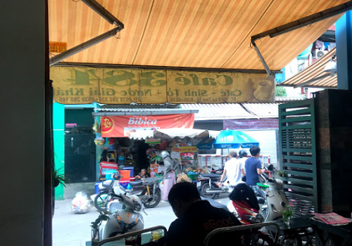 Chợ Phường 10 Quận 10, Lý Thái Tổ, Phường 10, Quận 10