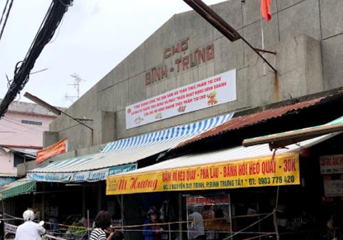 Chợ Bình Trưng, Đường Nguyễn Duy Trinh, Phường Bình Trưng Tây, Thủ Đức