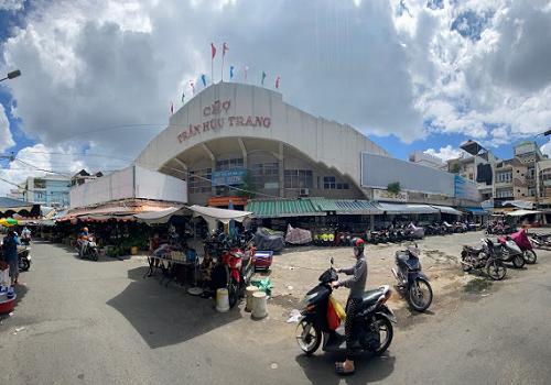 Chợ Trần Hữu Trang, 84C Trần Hữu Trang, Phường 10, Phú Nhuận