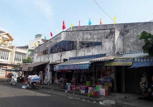 Chợ An Dương Vương, Phường 10, Quận 6, Thành phố Hồ Chí Minh
