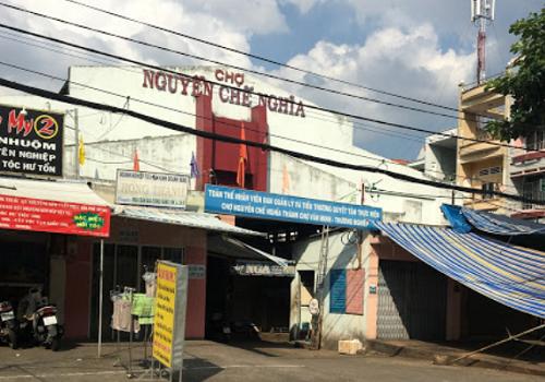 Chợ Nguyễn Chế Nghĩa, Đ Nguyễn Chế Nghĩa, Phường 12, Quận 8