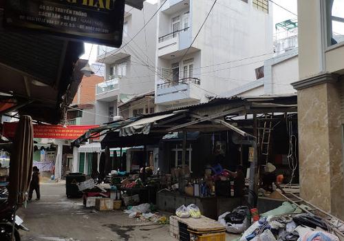 Chợ Bùi Phát, 453/156 Lê Văn Sỹ, Phường 12, Quận 3