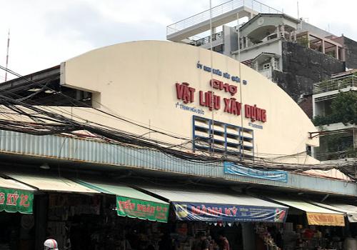 Chợ Vật Liệu Xây Dựng, 1A Trịnh Hoài Đức, Phường 13, Quận 5