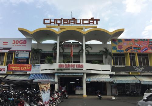 Chợ Bàu Cát, 205A Đường Nguyễn Hồng Đào, Phường 13, Tân Bình