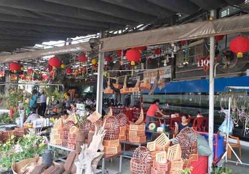 Chợ lan rừng Thành Thái, 10 Đ. Thành Thái, Phường 14, Quận 10