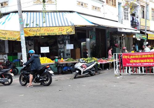 Chợ Tân Quy, Số 6, Tân Quy, Quận 7, Thành phố Hồ Chí Minh