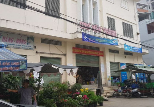 Chợ Văn Thánh, Phường 25, Bình Thạnh, TPHCM