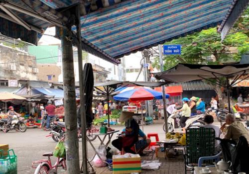 Chợ Tân Phú 1, Đ Nguyễn Thái Học, Tân Phú, TPHCM