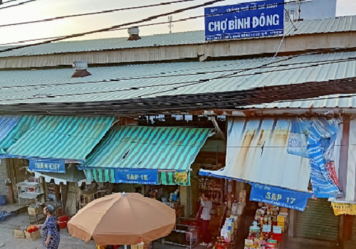 Chợ Bình Đông, 301F Bến Bình Đông, Phường 14, Quận 8