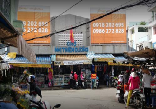 Chợ Nhị Thiên Đường, Đường Hoàng Minh Đạo, Phường 5, Quận 8, Tphcm