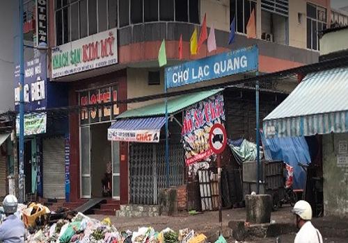 Chợ Lạc Quang, Trường Chinh, Tân Thới Nhất, Quận 12
