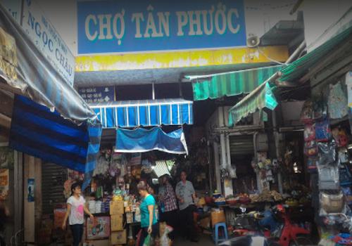 Chợ Tân Phước, Âu Cơ, Phường 9, Tân Bình, Thành phố Hồ Chí Minh