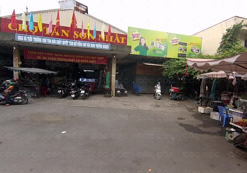 Chợ Tân Sơn Nhất, 3 Nguyễn Thái Sơn, Phường 3, Gò Vấp