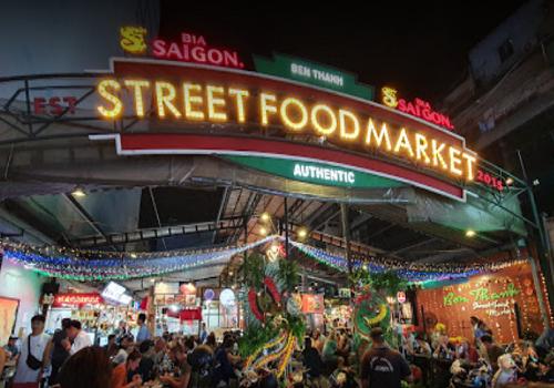 Chợ Đêm Bến Thành (Market Night Only) 13 Phan Chu Trinh, Phường Bến Thành