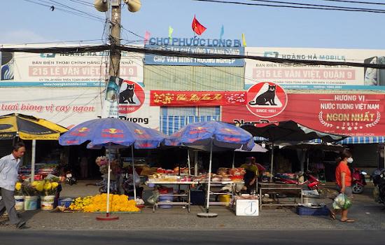 Chợ Phước Long B, 143 Đường Đỗ Xuân Hợp, Phước Long B, Quận 9