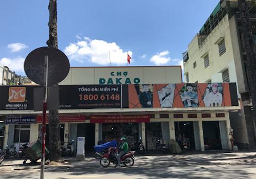 Chợ Đakao, 23 Nguyễn Huy Tự, Đa Kao, Quận 1, Thành phố Hồ Chí Minh