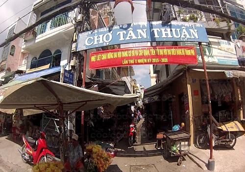 Chợ Tân Thuận, 35 Huỳnh Tấn Phát, Tân Thuận Đông, Quận 7