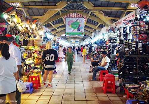 Chợ Phú Định, 716 Đường Hậu Giang, Phường 12, Quận 6