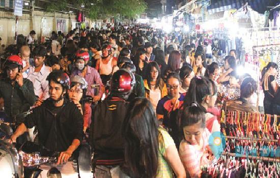 Chợ Đêm Bắc Ninh, 72 Nguyễn Bá Luật, Bình Thọ, Thủ Đức, TPHCM