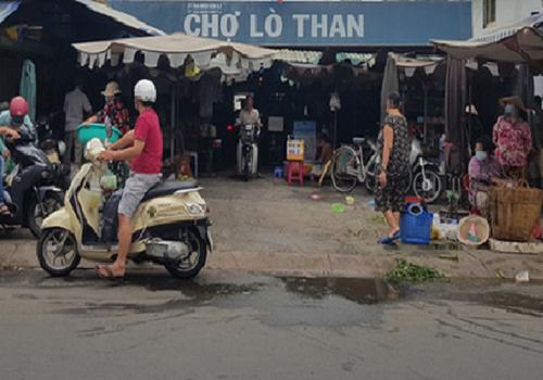 Chợ Lò Than, 1618 Phạm Thế Hiển, Phường 6, Quận 8