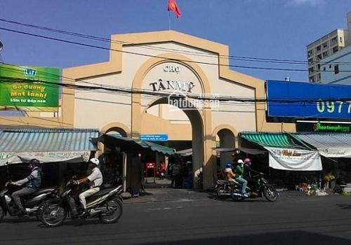 Chợ Tân Mỹ, 258 Đường Tân Mỹ, Tân Phú, Quận 7