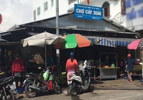 Cay Xoai Market - 361 Đường số 22, Cát Lái, Quận 2, Thành phố Hồ Chí Minh