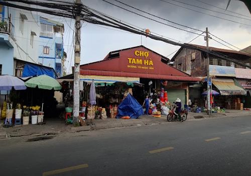 Chợ Tam Hà, 353 Đ. Tô Ngọc Vân, Linh Đông, Thủ Đức