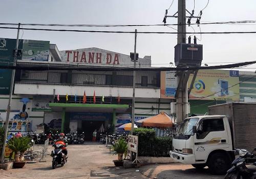 Chợ Thanh Đa, 20 Thanh Đa, Phường 27, Bình Thạnh