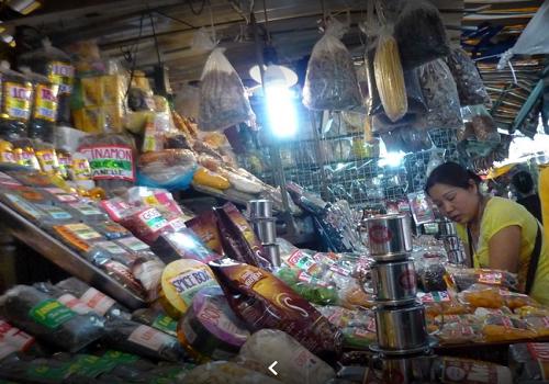 Chợ Nhân Văn ĐHQG HCM, A2, Đông Hoà, Thủ Đức