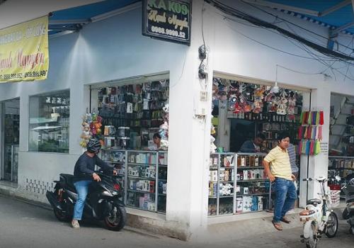 Khu Chợ Kava - 539 Đường 3/2, Phường 8, Quận 10, Thành phố Hồ Chí Minh