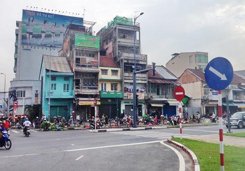 Chợ Cầu Ông Lãnh, 145 Võ Văn Kiệt, Phường Cầu Ông Lãnh, Quận 1