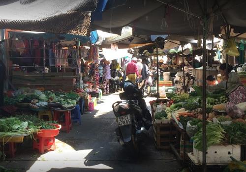 Chợ Nguyễn Hữu Hào, Đ 129 Nguyễn Hữu Hào, Phường 6, Quận 4
