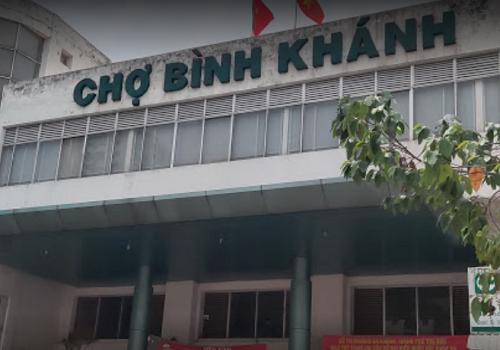 Chợ Bình Khánh,  Đ. A, Phường Bình Khánh, Quận 2