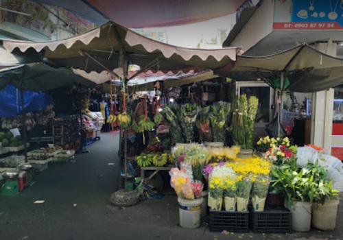 Chợ Ông Địa, Hẻm 373 Lý Thường Kiệt, Phường 9, Tân Bình, TPHCM