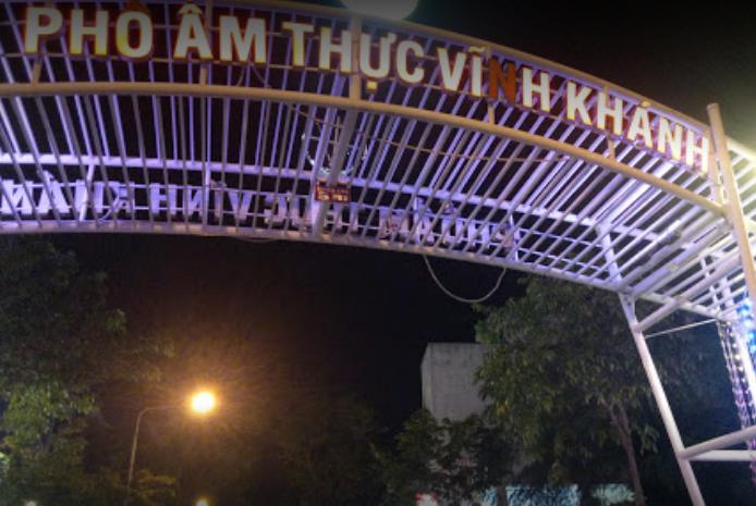 Phố Ẩm Thực - Vĩnh Khánh - 40 Vĩnh Khánh, Phường 8, Quận 4, Thành phố Hồ Chí Minh