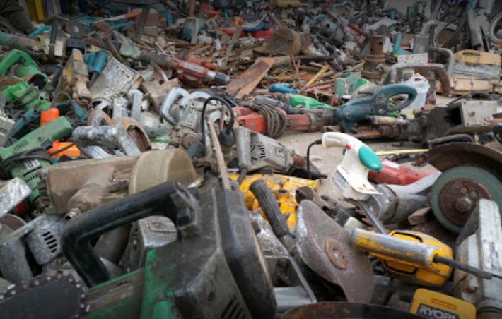 Chợ Trời Đồ Cơ Khí Cũ - Bình Hưng Hoà, Bình Tân, Thành phố Hồ Chí Minh