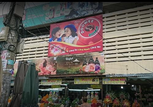 Hoa Hung Market - 539A Cách Mạng Tháng Tám, Phường 15, Quận 10, Thành phố Hồ Chí Minh