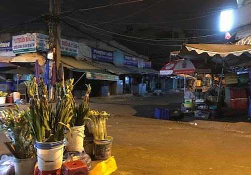 Chợ Hồ Trọng Quý, 12T Đường Lý Chiêu Hoàng, Phường 10, Quận 6