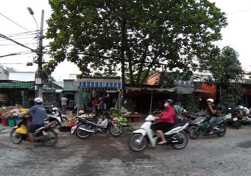 Chợ Tạ Quang Bửu, 6 Tạ Quang Bửu, Phường 4, Quận 8