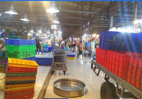 Chợ Cá Bình Điền, Quản Trọng Linh, Phường 7, Quận 8