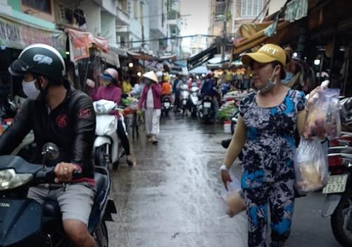 Chợ Trần Văn Thành, 16-22 Trần Văn Thành, Phường 8, Quận 8