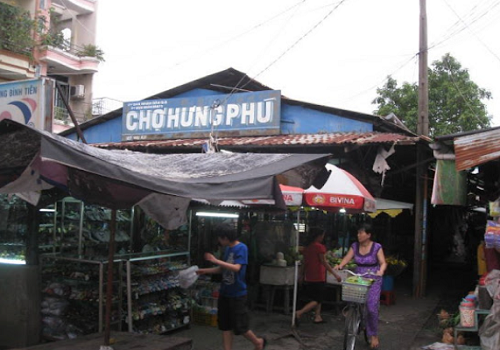 Chợ Hưng Phú, Mai Am, Quận 8, Thành phố Hồ Chí Minh